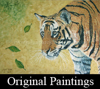 Shop Original Wildlife Art Paintings